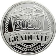 2020 Graduation 1oz .999 Silver Round