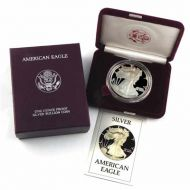 1993 American Silver Eagle - Proof
