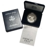 1998 American Silver Eagle - Proof