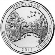 2011 Chickasaw - P Roll (40 Coins)