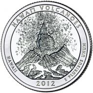 2012 Hawaii Volcanoes - D Single