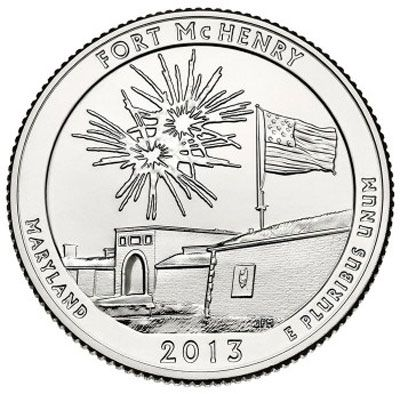 2013 Fort McHenry - D Single