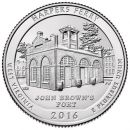 2016 Harpers Ferry - D Roll (40 Coins)