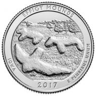 2017 Effigy Mounds - D Roll (40 Coins)