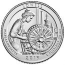 2019 Lowell  - D Roll (40 Coins)