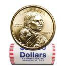 2007 D Sacagawea Dollar - BU Roll