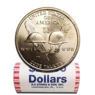 2016 D Sacagawea Dollar - BU Roll