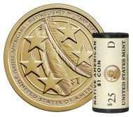 2021 D Sacagawea Dollar - BU Roll