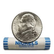 2003 D Jefferson Nickel - BU Roll