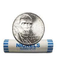 2006 P Jefferson Nickel - BU Roll