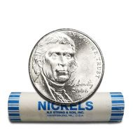 2006 D Jefferson Nickel - BU Roll