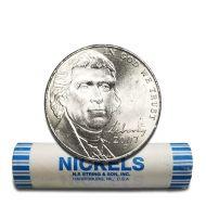 2007 P Jefferson Nickel - BU Roll