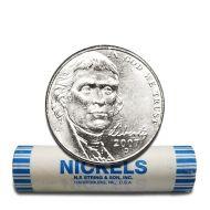 2007 D Jefferson Nickel - BU Roll