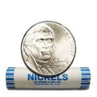 2010 D Jefferson Nickel - BU Roll