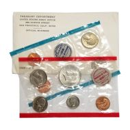 1969 United States Uncirculated Mint Set