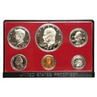 1974 United States Proof Set - Coins Only