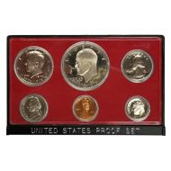 1975 United States Proof Set - Coins Only