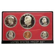 1977 United States Proof Set - Coins Only
