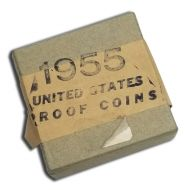 1955 United States Proof Set - Box Set