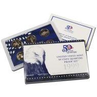 1999 United States 50 State Quarter Proof Set
