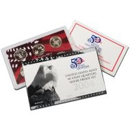 2004 United States 50 State Quarter Silver Proof Set