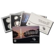 2019 United States Silver Proof Set