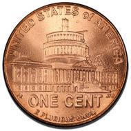 "2009 D Lincoln Penny ""Presidency"" - Brilliant Uncirculated"