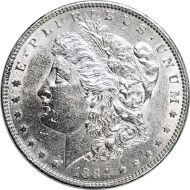 1884 Morgan Dollar -  (AU) Almost Uncirculated