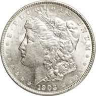 1903 Morgan Dollar -  (AU) Almost Uncirculated
