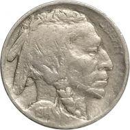 1914 Buffalo Nickel - VF (Very Fine)