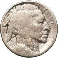 1914 Buffalo Nickel - VG (Very Good)