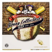 2014 Young Collectors National Baseball Hall of Fame Set