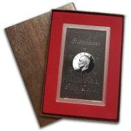 1974 Proof Eisenhower Dollar - Silver - Brown