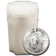 Generic 1 oz Silver Rounds .999 Fine Silver - Count 20