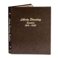 Dansco Liberty Standing Quarters 1916 to 1930 - #7132