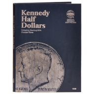 Whitman Kennedy Half Dollar, 2004 - 2015 - #1938