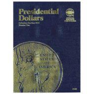 Whitman Presidential Dollar, 2007 - 2011  - #2181