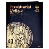 Whitman Presidential Dollar, 2007 - 2011 P & D Mint  - #2275
