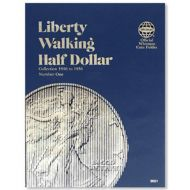 Whitman Walking Liberty Half Dollar, 1916 - 1936 - #9021