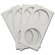 Cardboard 2.5 x 2.5 Holders for Silver Eagle - Qty 1