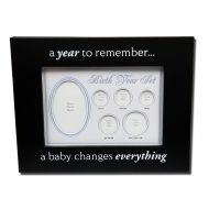 Birth Year Coin Set Frame - Baby Boy